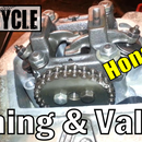 Small Honda Dirtbike (XR80, XR100) - Ignition Timing and Valve Clearance
