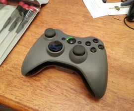 A BETTER XBOX 360 CONTROLLER (EASY - MEDIUM DIFFICULTY)