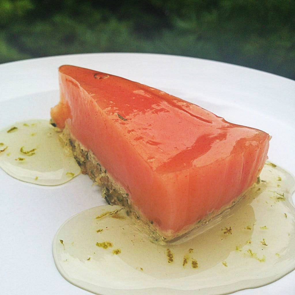 Picture of Watermelon Pie