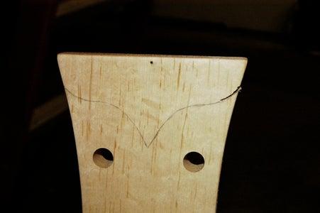 Cut the Headstock