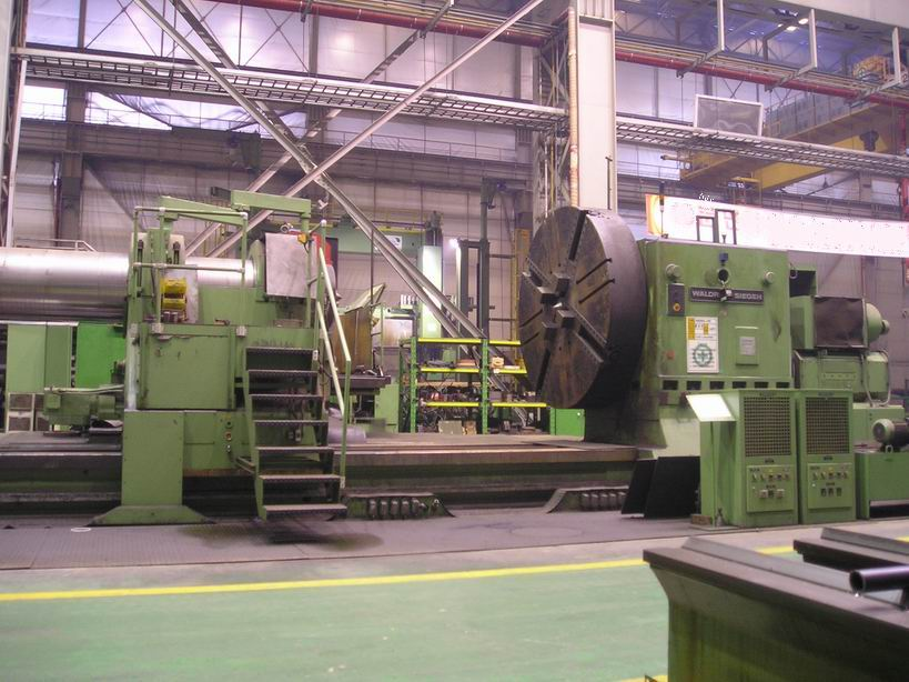 Picture of History of Lathes