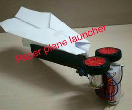 Paper Plane Launcher