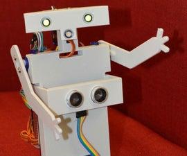 Creative Robotix - Educational Platform - 3DP