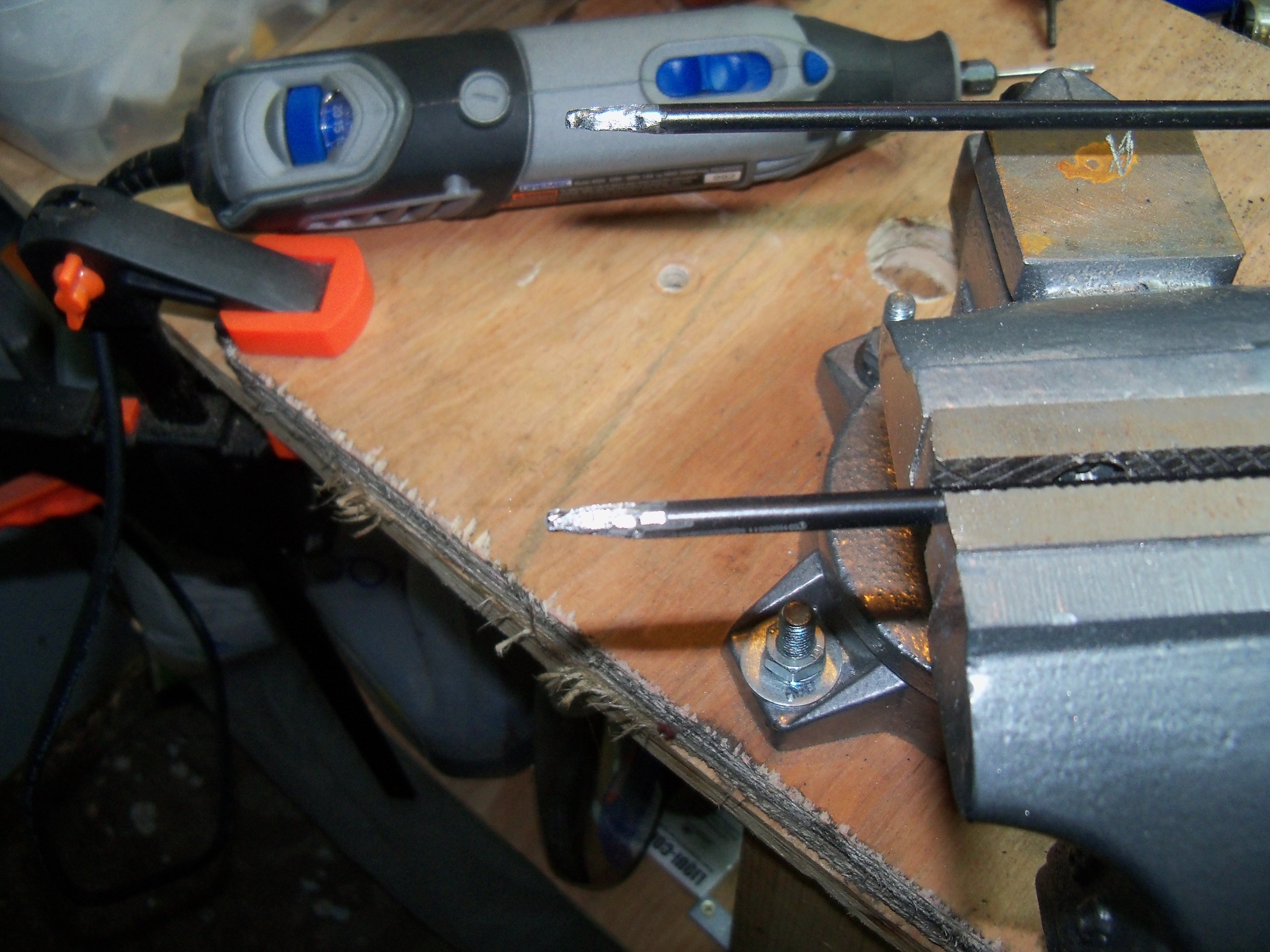 Picture of Sharpen the Base