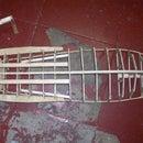 AQUARAMA RIVA 1:10 scale RC boat