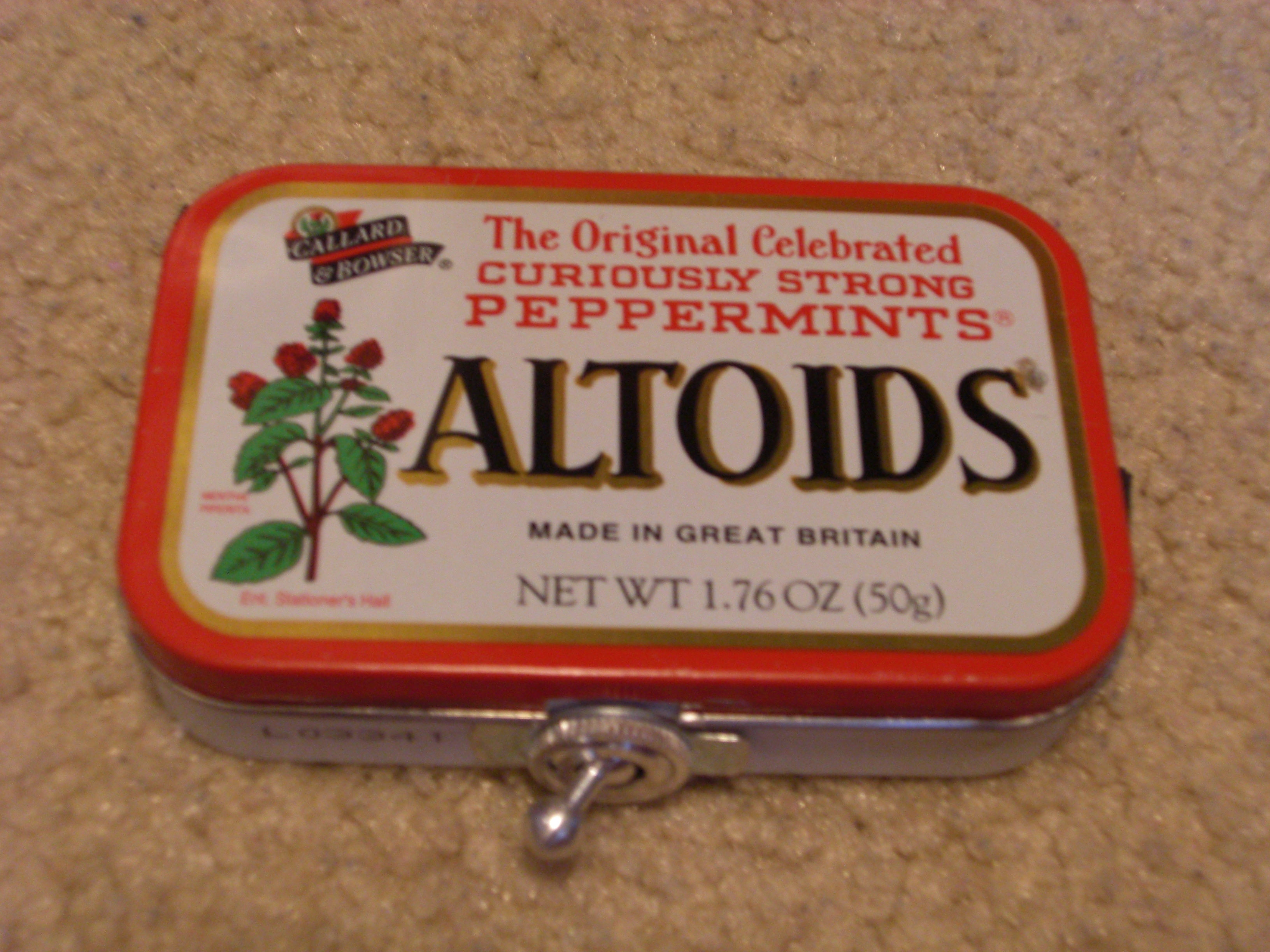 Picture of Another Altoids Ipod Charger