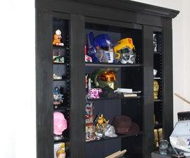 Bookcase / Han in Carbonite Hidden Door
