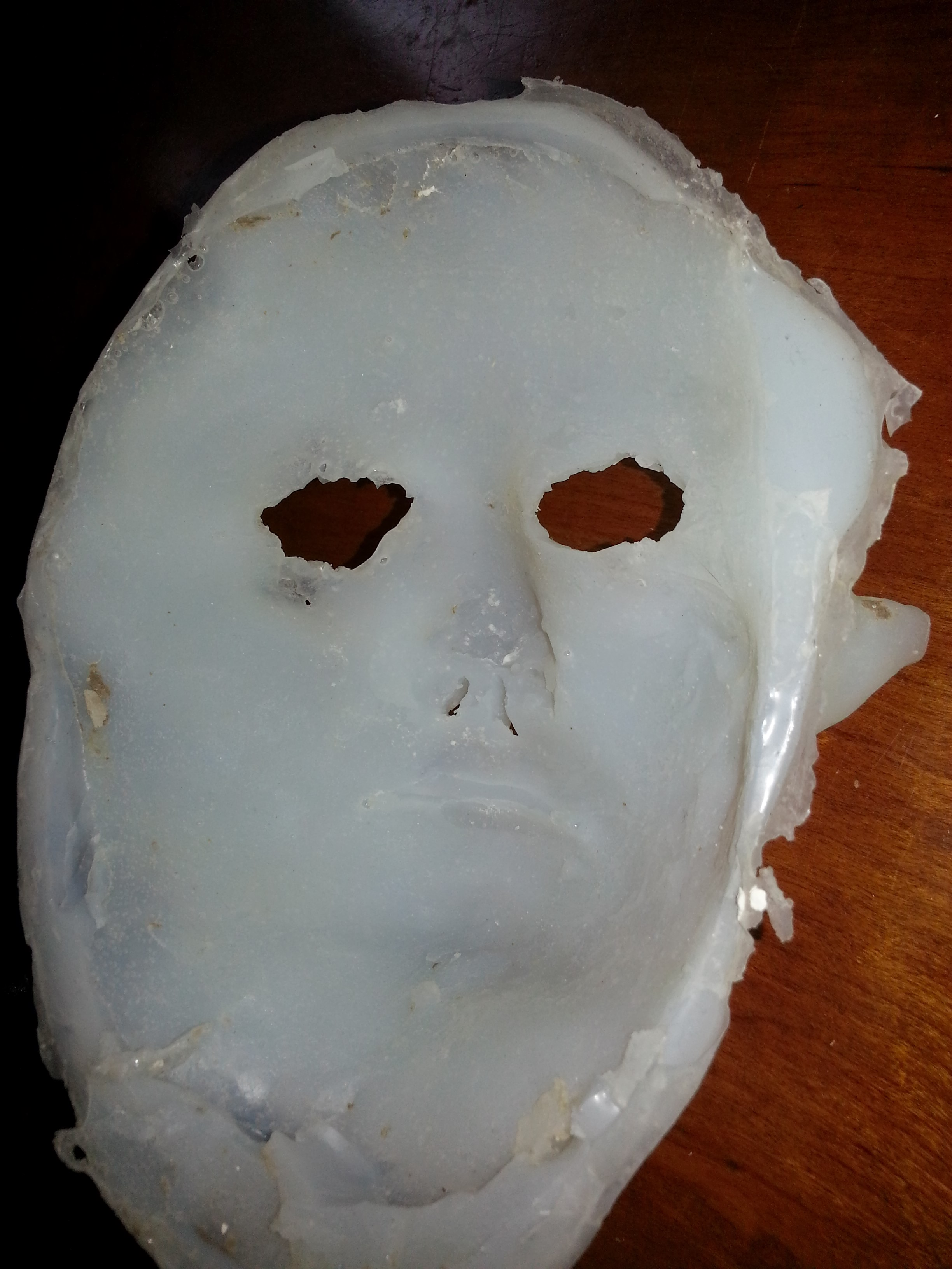 Picture of Uncast Your Mask