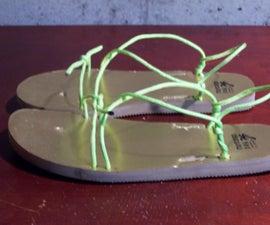 Moses Flip Flops
