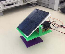 FPGA Solar Panel Optimizer