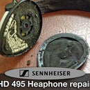SENNHEISER HD 495 Headphones Repair
