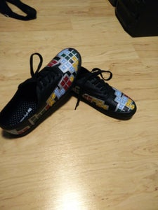 Tetris Inspired Shoes