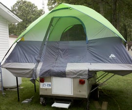 Build your own Pop-Up Trailer