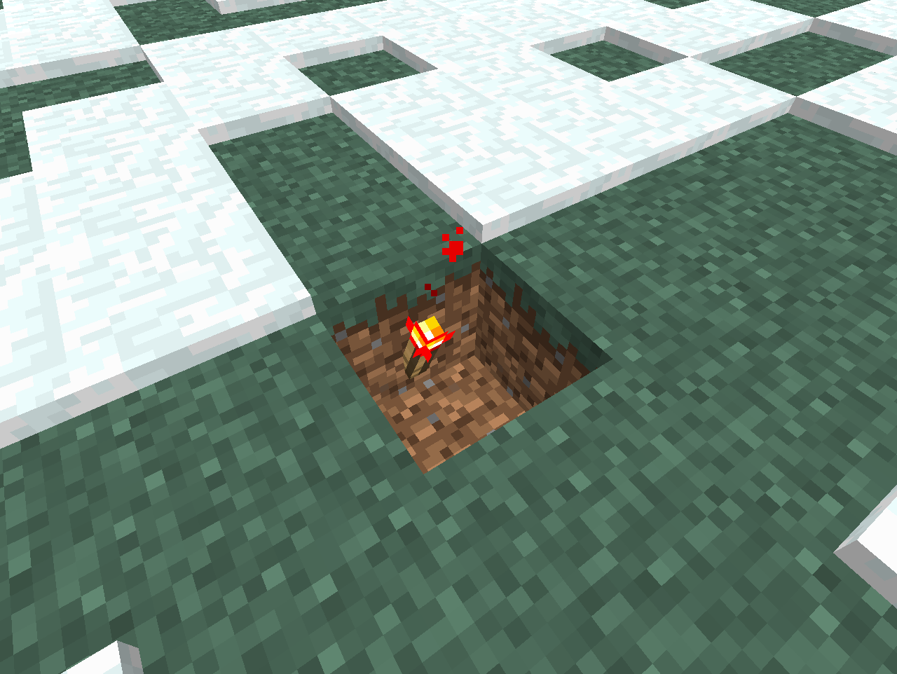 Picture of Redstoning