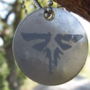 Personalized Firefly Dog Tags - The Last of Us
