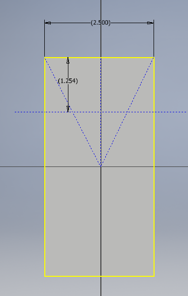 Picture of Make Measurements for Your First Holder