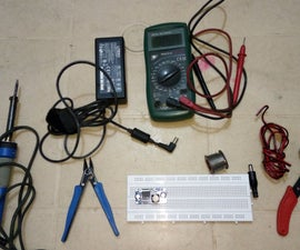 Re-Purposing Your Old Laptop Charger
