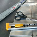 Easy Perfect Straight Cut Aluminum Sheet