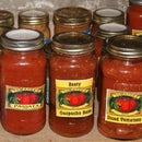 Easy-Off Custom Canning Labels