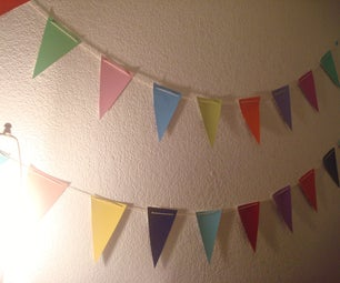 Simple Banner (bunting)