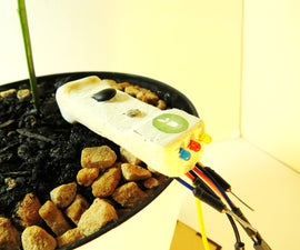 """Sensory Device for """"The Plant Doctor - Plant Care Instruments"""""""