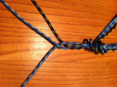 Find the Center and Plait 3 Strands