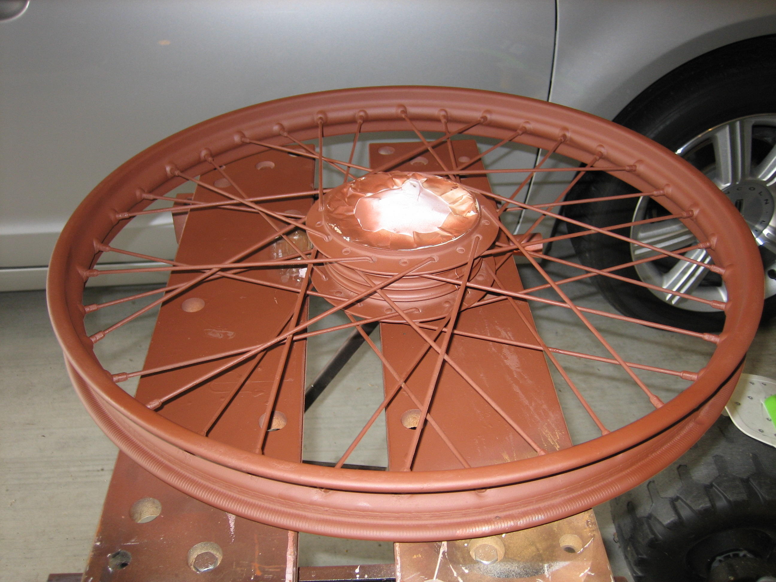 Picture of Tackling Rusty Rims