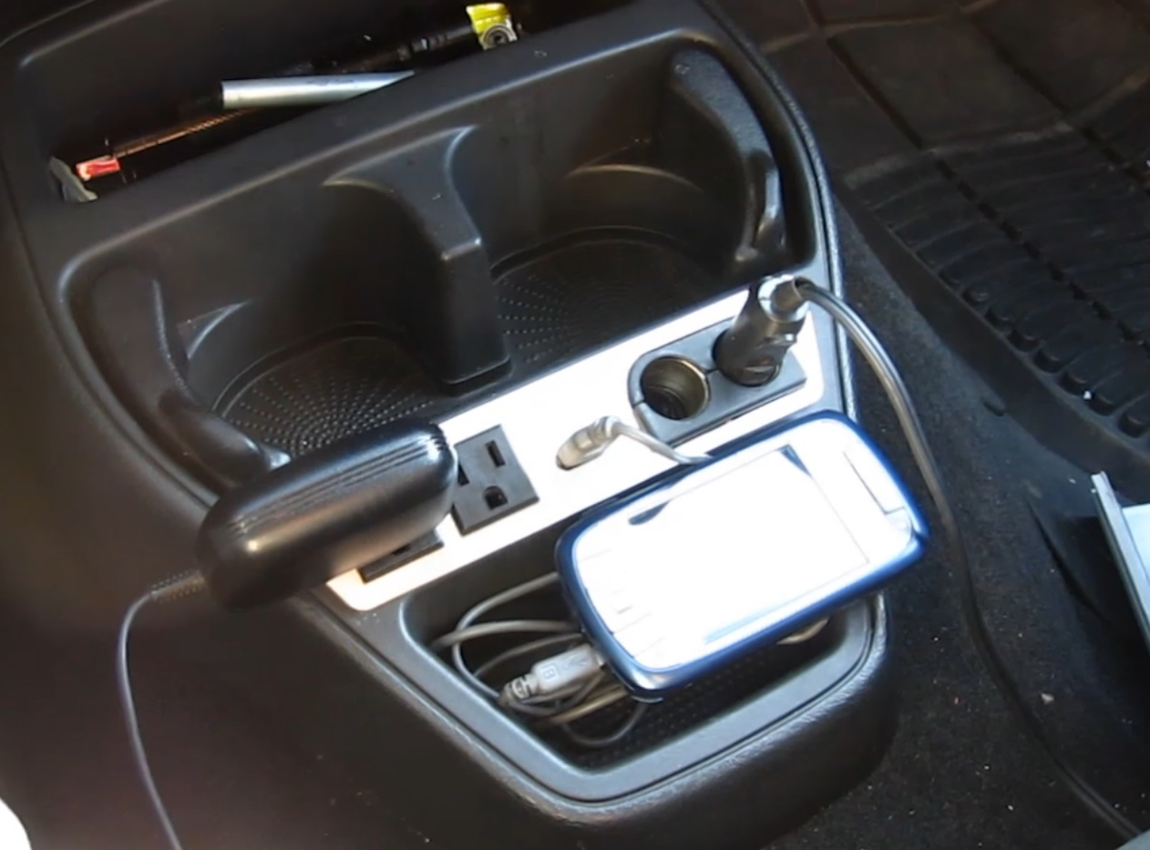 Picture of How to Install a Cool Looking Power Panel in Your Vehicle