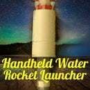 Handheld Water Rocket Launcher!