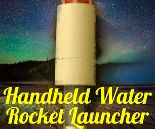 Handheld Water Rocket Launcher!