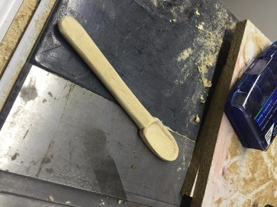 My First Wooden Spoon