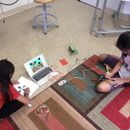 Older Students Teach Younger With Makey Makey