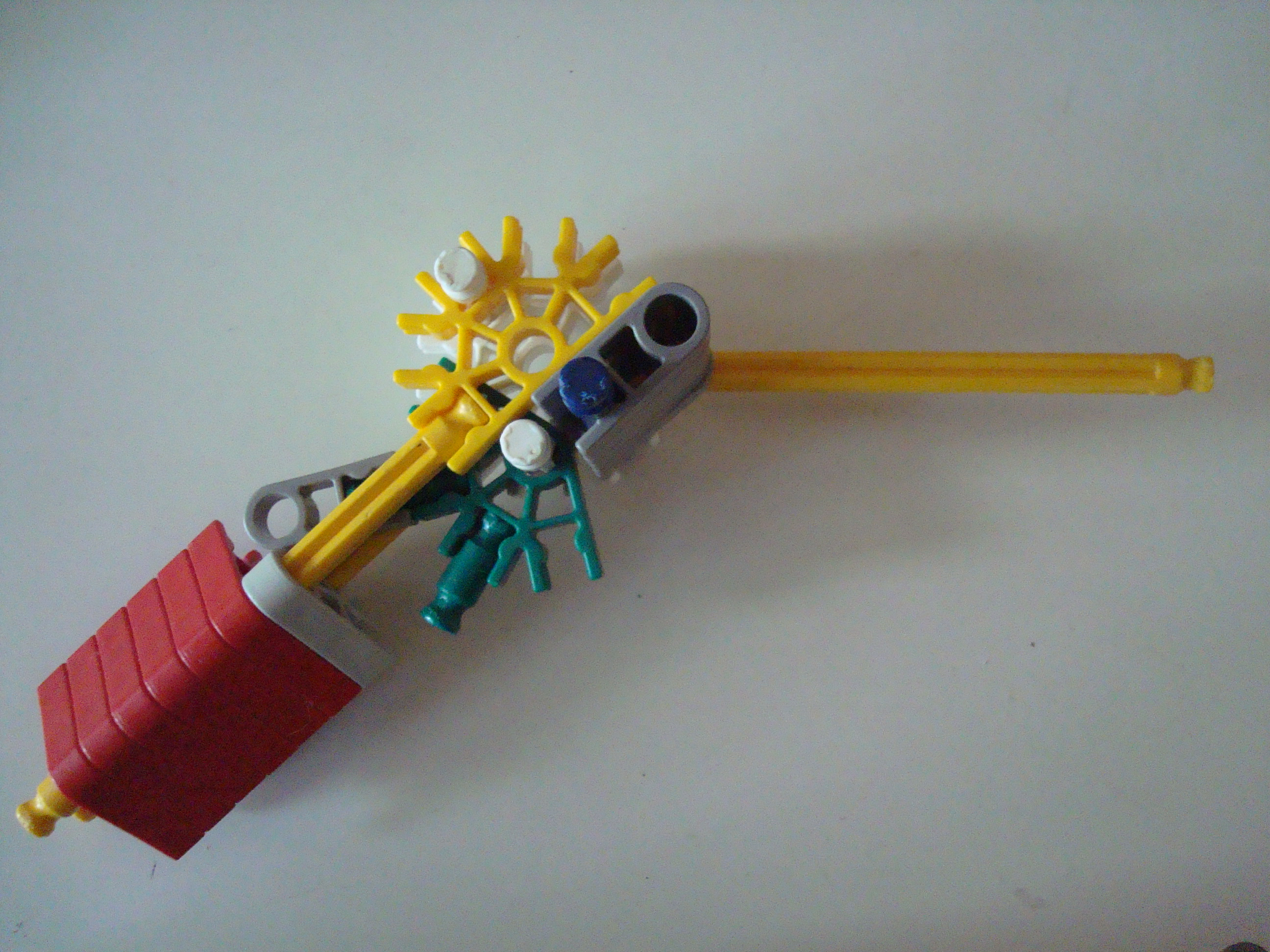 Picture of Knex Pistol (no Rubber Bands)