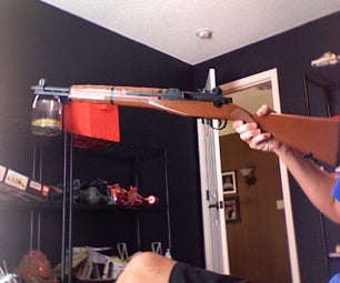 Airsoft M14 to M1 Garand