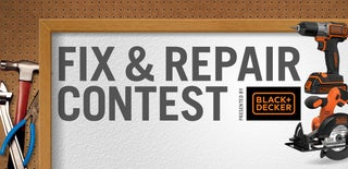 Fix & Repair Contest
