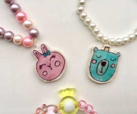 Draw a Charm - Easy Party Favors