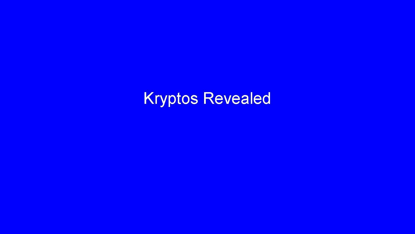 Picture of How to Solve Sanborn' S Kryptos: Part 11- K4 Final Solution Part 2