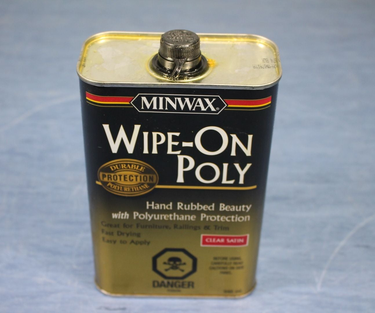 Applying Wipe On Polyurethane 4 Steps With Pictures