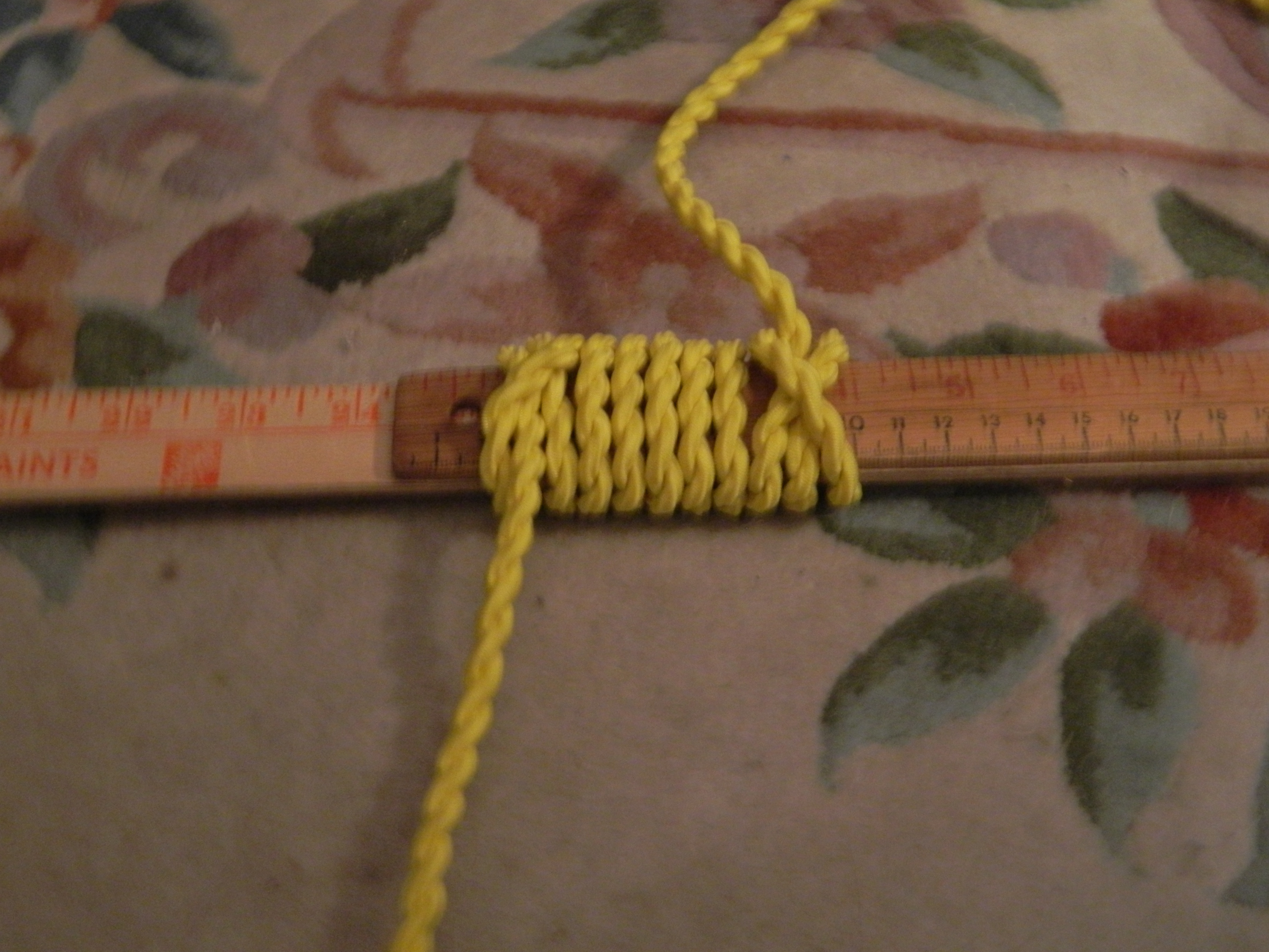Picture of Another Clove Hitch