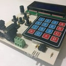 Arduino DMX 512 Tester and Controller