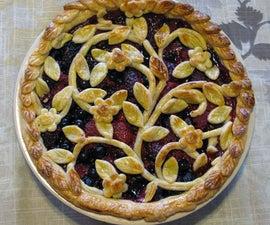 Triple Berry Pie (It's diVine!)