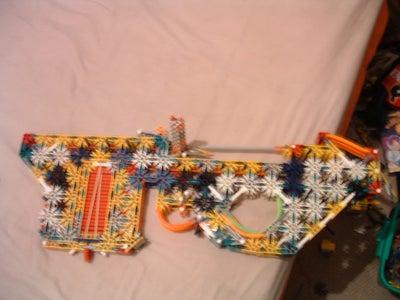 New Bolt-action Knex Rifle