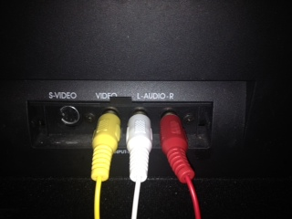 Picture of Plug in 3 RCA Cord