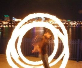 How to make Fire Poi (Full Performance Set)