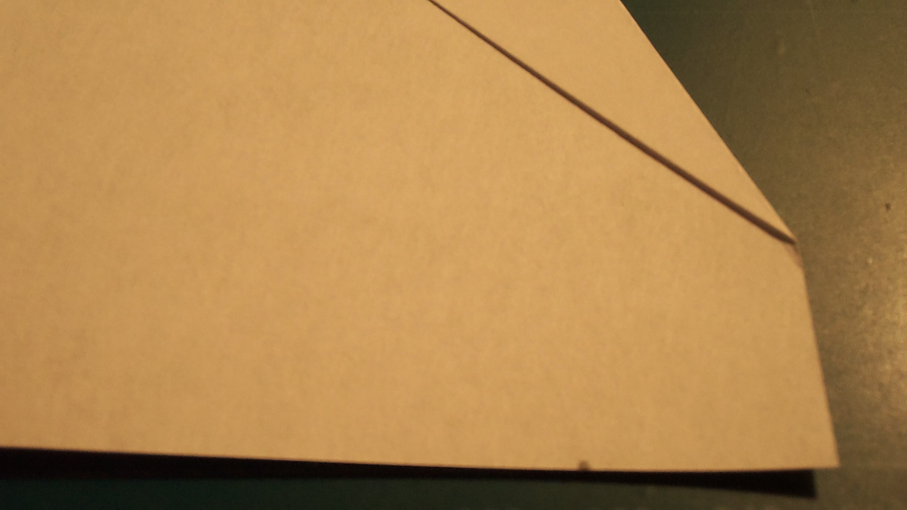Picture of Wing and Winglet Folding