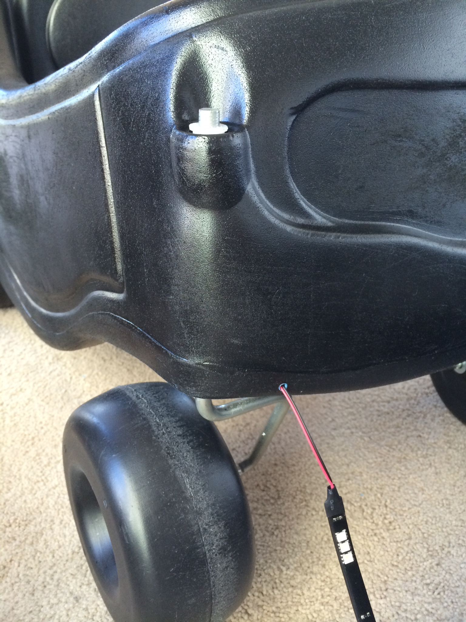 Picture of Rebuild Your Cozy Coupe and Install the Accessories.