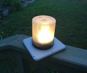 Solar High Power LED Lantern