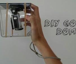 DIY GoPro Dome Housing