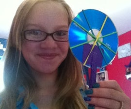 How To Make A Fan!