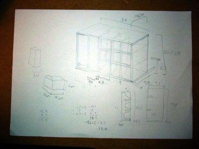 1-Design and Collect Materials -  Planeando Y Recogiendo Los Materiales.